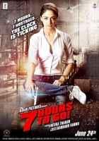 7 Hours To Go Sandeepa Dhar Poster
