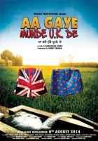 Aa Gaye Munde UK De Wallpepr Poster