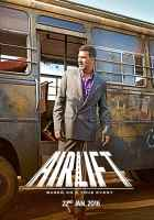 Airlift Akshay Kumar Latest Poster