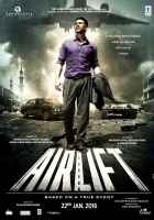 Airlift Image Poster