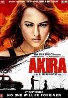 Akira Sonakshi Sinha Poster