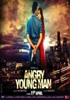 Angry Young Man  Poster