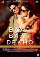 Baar Baar Dekho Sidharth Malhotra Katrina Kaif Poster