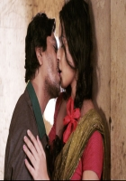 Babumoshai Bandookbaaz Nawazuddin Siddiqui Bidita Bag Hot Kiss Scene Stills