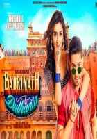 Badrinath Ki Dulhania Varun Alia Wallpaper Poster