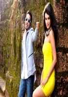 Balwinder Singh Famous Ho Gaya Mika Singh Gabriela Bertante Yellow Dress Romantic Scene Stills