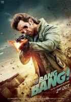 Bang Bang Hrithik Roshan Wallpaper Poster