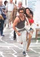 Bang Bang Hrithik Katrina Katrina Kaif Running Scene Stills