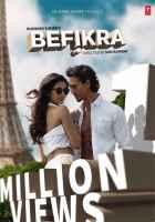 Befikra Disha Patani Tiger Shroff HD Wallpaper Poster
