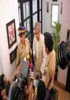Black Home Mohan Joshi Acting Stills