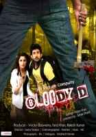 Bloody D First Look Wallpaper Poster