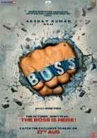 Boss First Look Wallpaper Poster