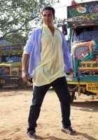 Boss Akshay Kumar New Look Stills