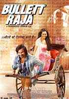 Bullett Raja First Look Poster
