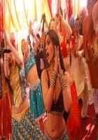 Bullett Raja Mahie Gill Hot Boobs Stills