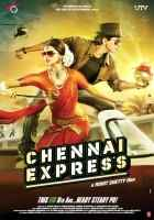 Chennai Express First Look Wallpaper Poster