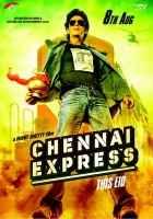Chennai Express Shahrukh Khan Wallpaper Poster