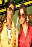 Chennai Express Shahrukh Deepika Stills