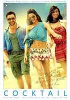 Cocktail Saif Ali Khan Deepika Padukone Poster