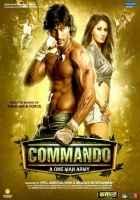 Commando 2013 Wallpaper Poster