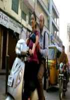 Daawat E Ishq Parineeti Chopra Anupam Kher On Scooter Stills