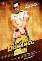 Dabangg 2 Salman Khan Poster
