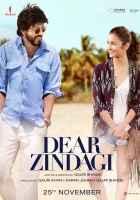Dear Zindagi Shah Rukh Khan Alia Bhatt First Look Poster