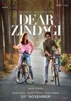 Dear Zindagi Shah Rukh Khan Alia Bhatt HD Wallpaper Poster