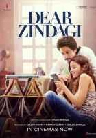 Dear Zindagi Shah Rukh Khan Alia Bhatt Image Poster
