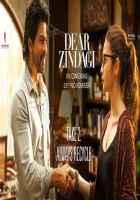 Dear Zindagi Shah Rukh Khan Alia Bhatt Poster