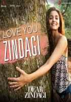 Dear Zindagi Alia Bhatt In Love You Zindagi Song Stills