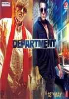 Department Amitabh Bachchan Sanjay Dutt Poster