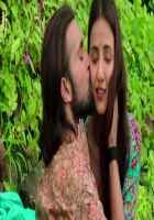 Desi Kattey Akhil Kapur Sasheh Aagha Kissing Scene Stills