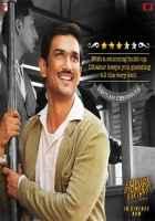 Detective Byomkesh Bakshi Sushant Singh Rajput Smile Poster