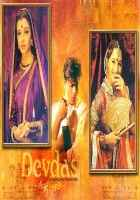 Devdas (2002) Shah Rukh Khan Poster