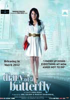 Diary of A Butterfly Udita Goswami Poster