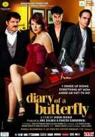 Diary of A Butterfly Wallpaper Poster