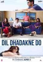 Dil Dhadakne Do Wallpaper Poster