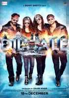 Dilwale 2015 Cast Wallpaper Poster