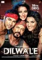 Dilwale 2015 Photo Poster