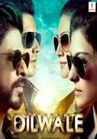 Dilwale 2015 Shah Rukh Khan Kajol Varun Dhawan Kriti Sanon Poster