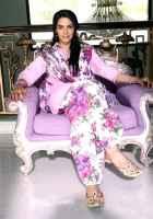 Dirty Politics Mallika Sherawat Purple Dress Stills