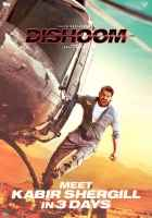 Dishoom John Abraham Wallpaper Poster