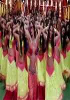 Dolly Ki Doli Malaika Arora Boobs Cleavage Stills