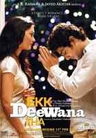 Ekk Deewana Tha Prateik Amy Jackson Poster