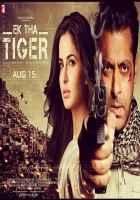Ek Tha Tiger Salman Khan Katrina Kaif Poster