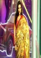 Ekkees Toppon Ki Salaami Neha Dhupia In Saree Stills
