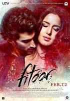 Fitoor Aditya Roy Kapoor Katrina Kaif Romance Poster