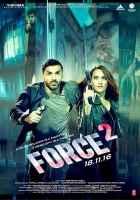 Force 2 John Abraham Sonakshi Sinha Wallpaper Poster