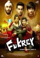 Fukrey Wallpaper Poster